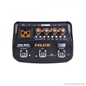 Face cover Multi-Effects-Nux-MG-200