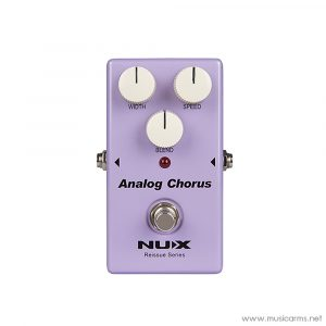 Face cover NUX-Analog-Chorus