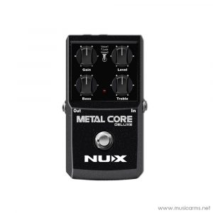 Face cover NUX-METAL-CORE-DELUXE