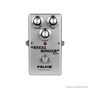 Face cover NUX-Steel-Singer-Drive