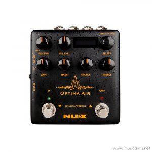Face cover Nux-NAI-5-Acoustic-Guitar-Effect-Optima-Air