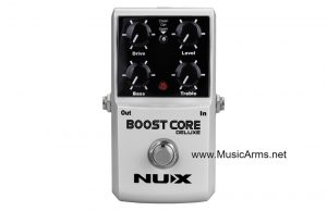 NUX BOOST CORE DELUXE หน้า