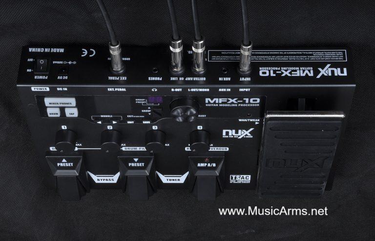 Nux MFX-10 บน ขายราคาพิเศษ