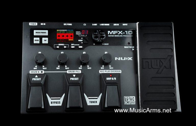 Nux MFX-10 หน้า ขายราคาพิเศษ