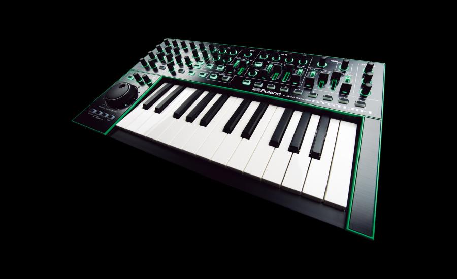Roland SYSTEM-1 มุมเฉียง