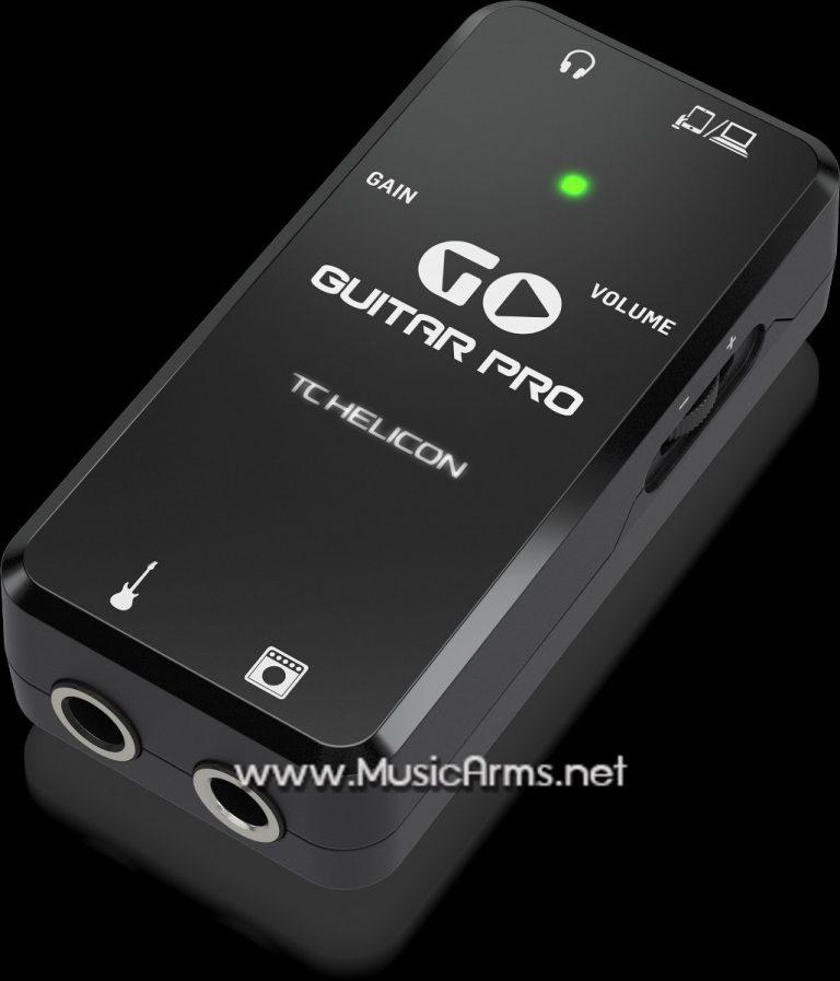 TC Helicon Go Guitar Pro ขายราคาพิเศษ