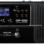 Valeton GP-100 Multi Effects ขายราคาพิเศษ
