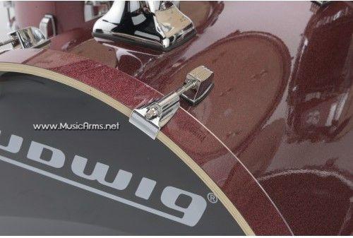 ludwig Element Evo Wine Red zoom ขายราคาพิเศษ
