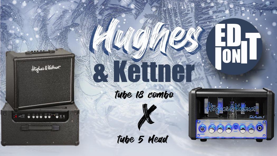 hughes & kettner edition tube 18 combo