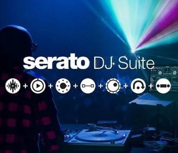 ซอฟแวร์ SERATO DJ Suite ขายราคาพิเศษ