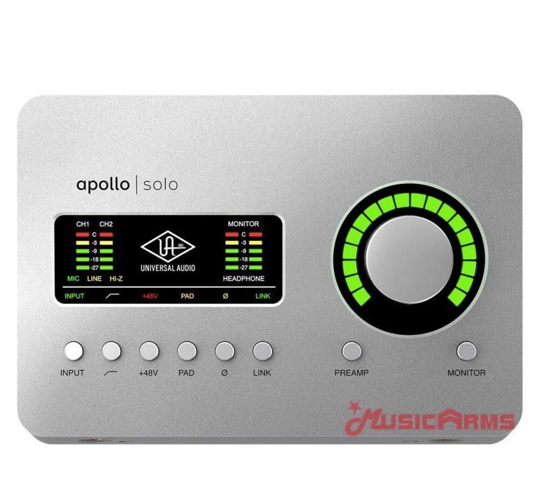 Apollo Solo USB หน้า ขายราคาพิเศษ