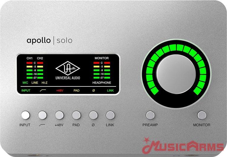 Apollo Solo USB Heritage หน้า ขายราคาพิเศษ