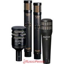 Audix DP Quad อุปกรณ์