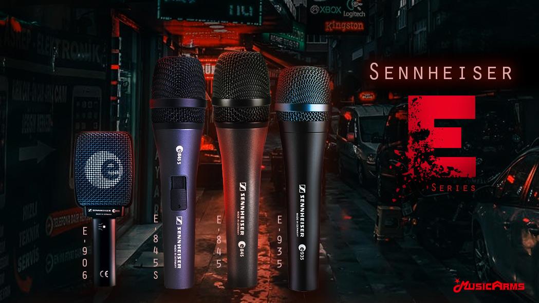 Sennheiser E series