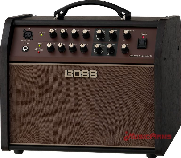 Boss Acoustic Singer Live LT ขายราคาพิเศษ