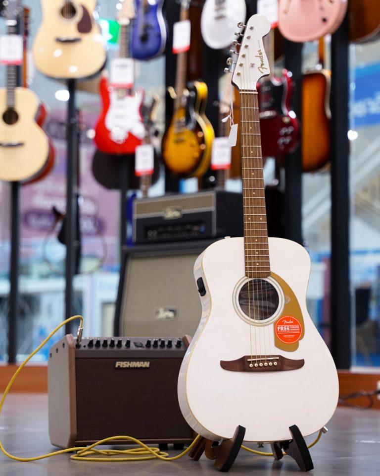 Showcase Fender Malibu Player