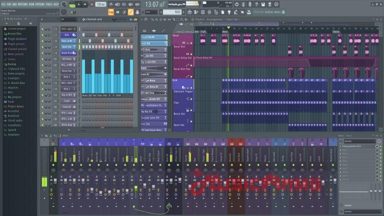 FL Studio Fruity Edition ขายราคาพิเศษ