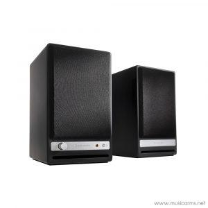 Face cover Audioengine-HD4-Wireless-(Walnut,Satin-Black)