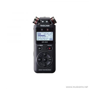 Face cover Tascam-DR-05X