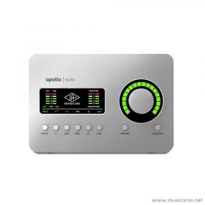 Face cover Universal-Audio-Apollo-Solo-USB 1