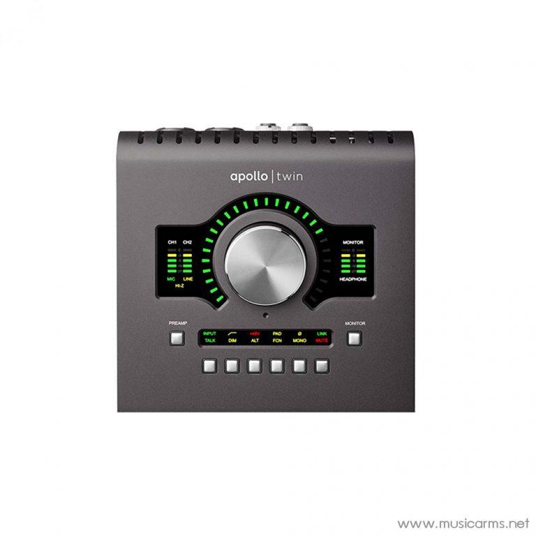 Face cover Universal-Audio-Apollo-Twin-MKII-Heritage-Edition ขายราคาพิเศษ