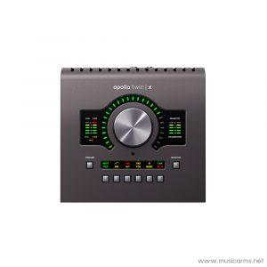 Face cover Universal-Audio-Apollo-Twin-X-DUO-Heritage-Edition