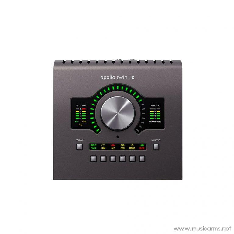 Face cover Universal-Audio-Apollo-Twin-X-Quad ขายราคาพิเศษ