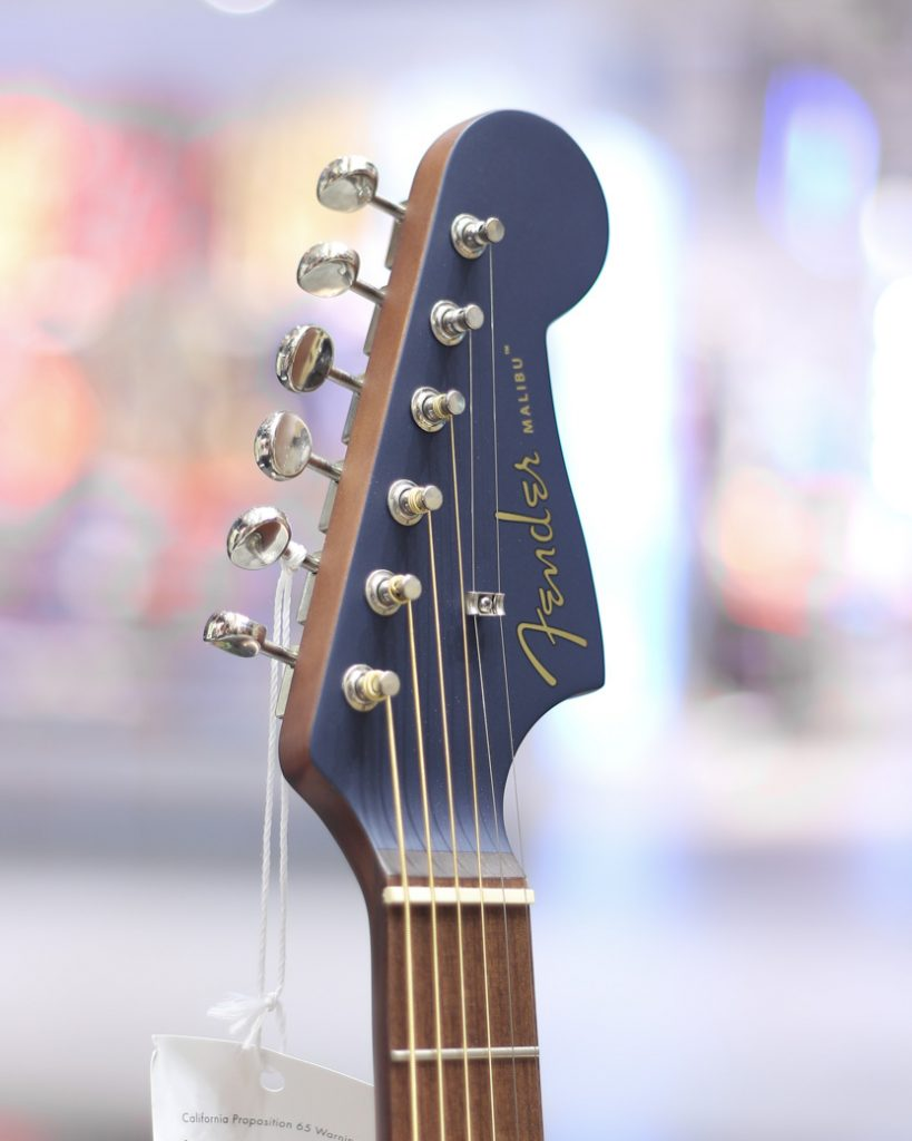 Fender Malibu Player หัวกีต้าร์
