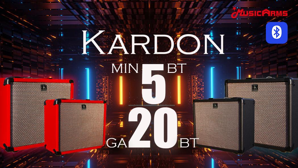 แอมป์กีต้าร์ไฟฟ้า Kardon