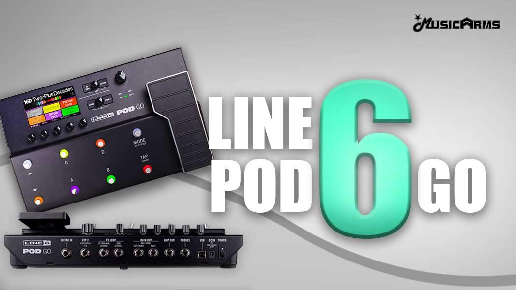 Line 6 Pod Go