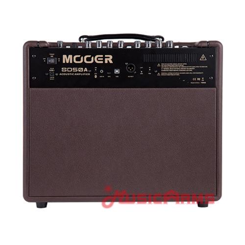 Mooer SD50A ด้านหลัง ขายราคาพิเศษ