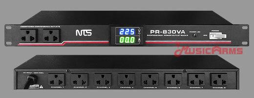 เพาเวอร์เบรกเกอร์ NTS PR-830VA ขายราคาพิเศษ