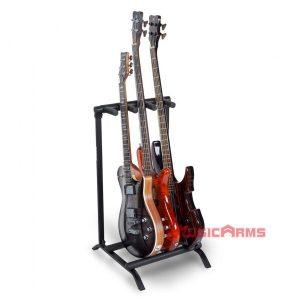 RockStand Multiple Guitar Rack Stand 3 Flat Pack