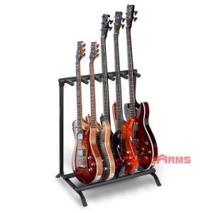 RockStand Multiple Guitar Rack Stand 5 Flat Pack