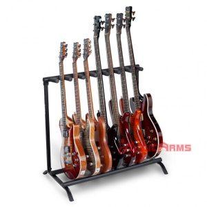 RockStand Multiple Guitar Rack Stand 7 Flat Pack