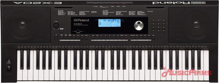Roland E-X20A คีย์บอร์ด ขายราคาพิเศษ