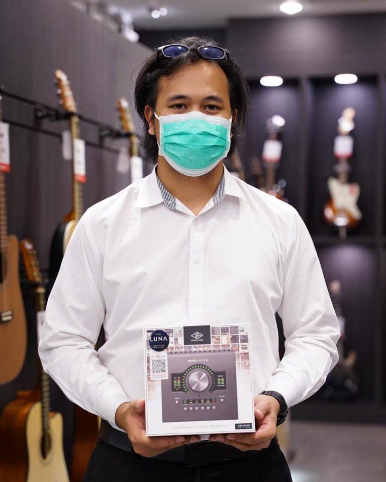 ลูกค้าที่ซื้อ Universal Audio Apollo Twin X DUO Heritage Edition