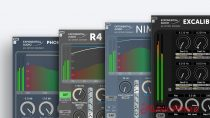 iZotope Exponential Audio Stereo Reverb Bundle