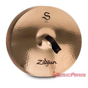 ฉาบเดินแถว Zildjian S Family Band Pair 18 นิ้ว