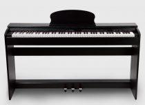 เปียโนไฟฟ้า Coleman F107 ด้านหน้า