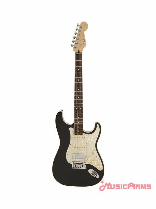 Fender Modern Stratocaster HSS Black ขายราคาพิเศษ
