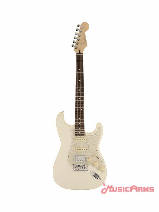 Fender Modern Stratocaster HSS White ขายราคาพิเศษ