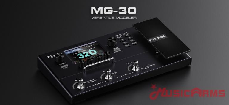 Nux MG-30 Effect ขายราคาพิเศษ