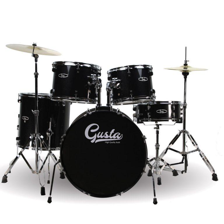 กลองชุด gusta First Plus eletric drum full body front ขายราคาพิเศษ