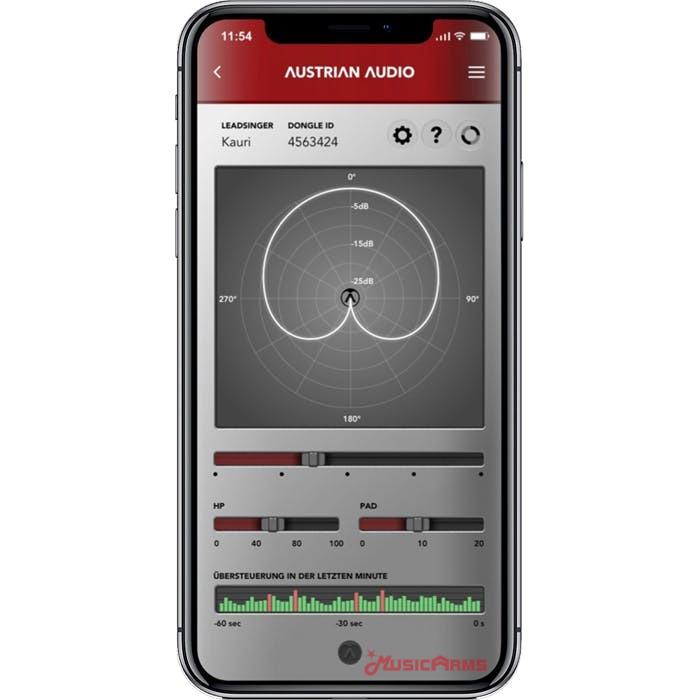 Austrian Audio-OC818-app ขายราคาพิเศษ