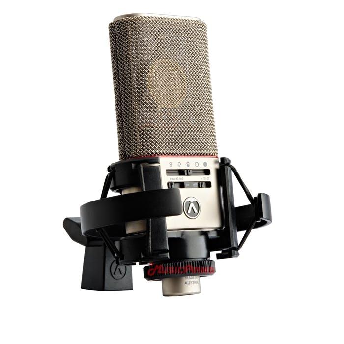 ไมค์คอนเดนเซอร์ Austrian Audio OC818 Studio Set ขายราคาพิเศษ