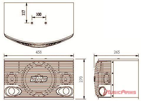 BMB CSN-300-04 ขายราคาพิเศษ