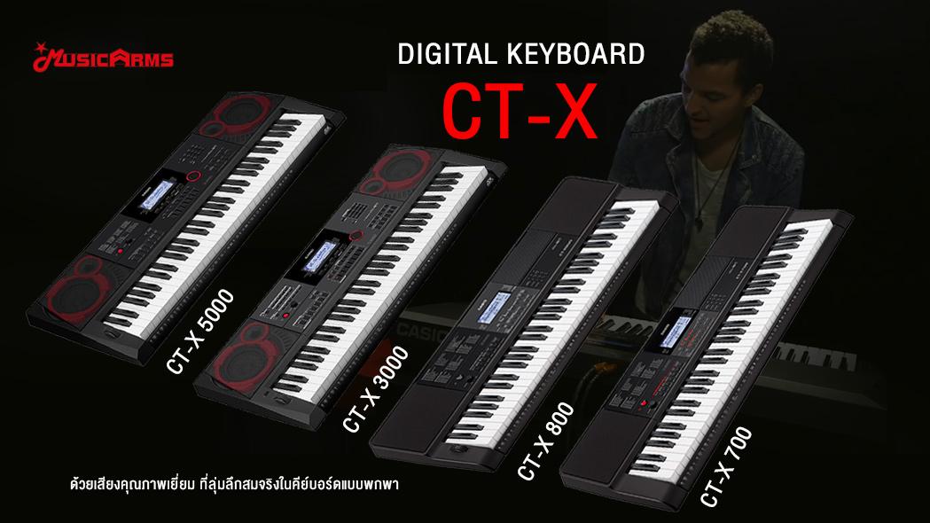 รวมสินค้าคีย์บอร์ด Keyboards