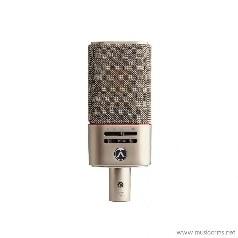 Face cover ไมค์คอนเดนเซอร์-Austrian-Audio-OC818-Studio-Set ขายราคาพิเศษ