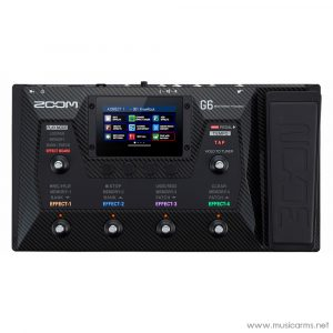 Face cover Zoom-G6-Multi-Effects-Processor